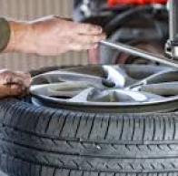 Jarní výměna pneumatik od 500,- bez DPH.
