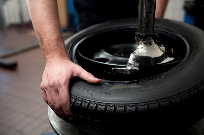 Jarní výměna pneumatik již od 599,-