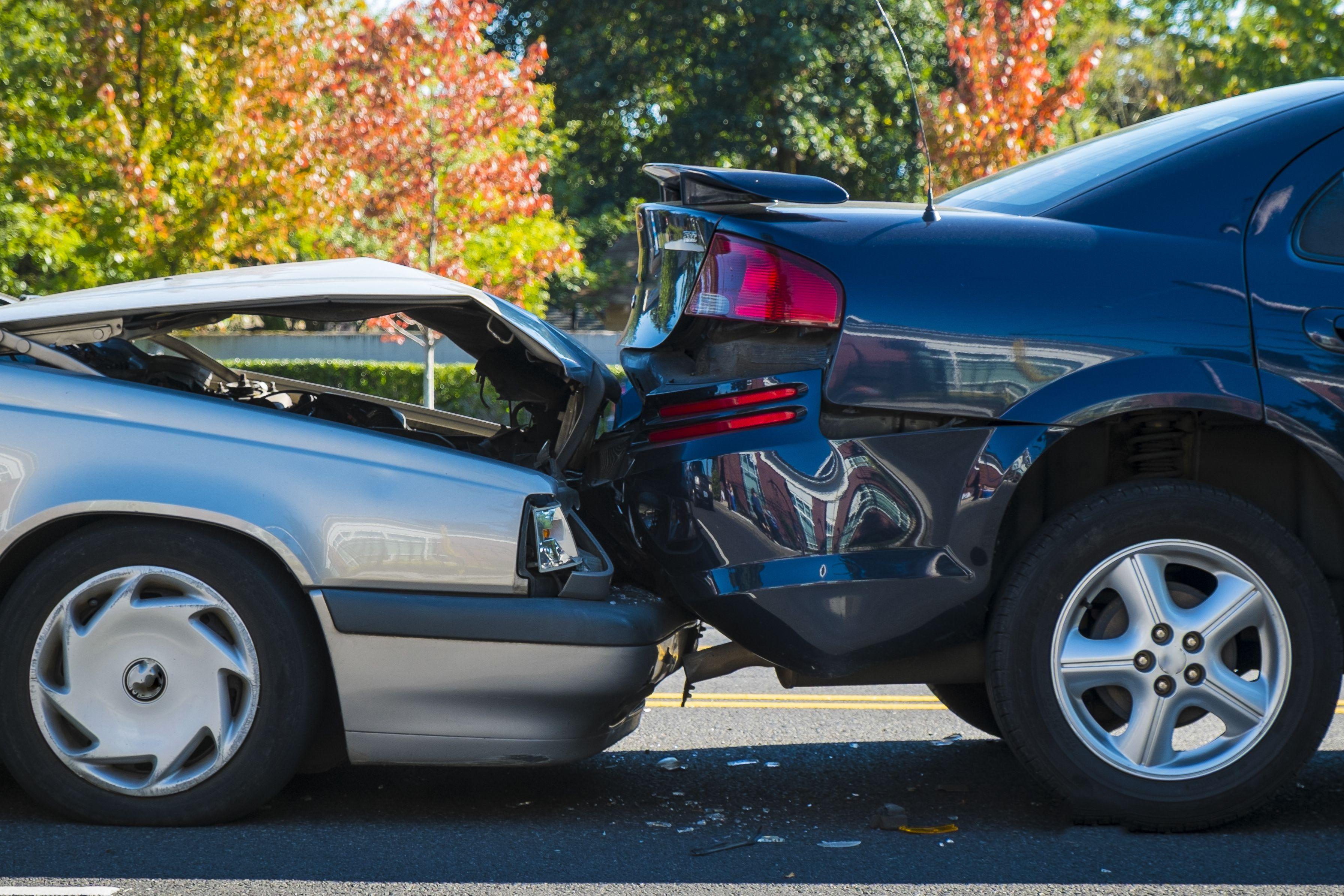 Nehody