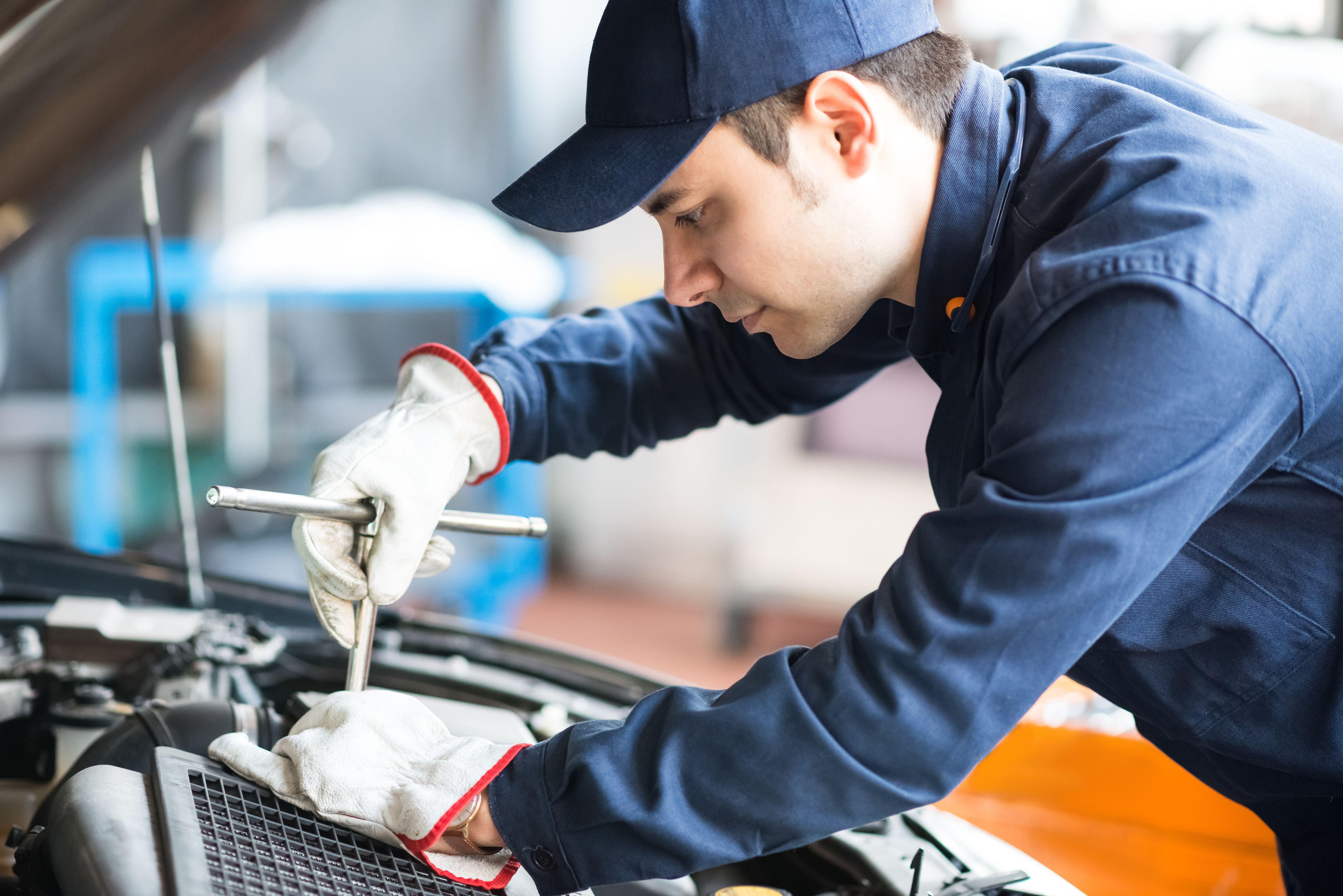Mechanické práce